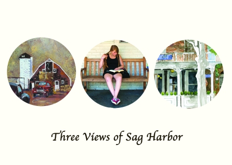 Three views of Sag Harbor