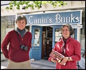Kathryn Szoka and Maryann Calendrille, by Bernard Gotfryd BB